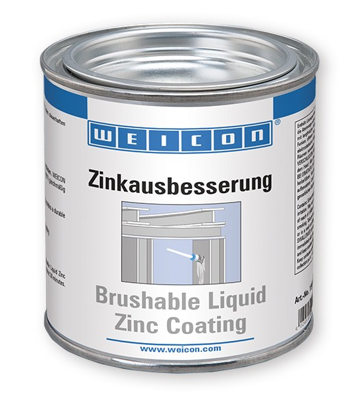 Brushable Zinc Coating