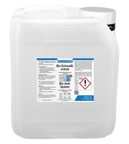 Weld Spatter Protection, Liquid